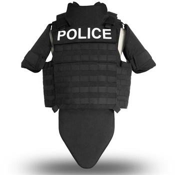 Full body bullet proof armor/Level 4 bulletproof vest/Bullet proof armor