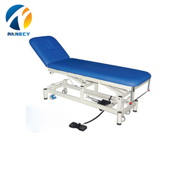 AC-EC006 Chinese supplier medical instrument electric portable gynecological examination bed