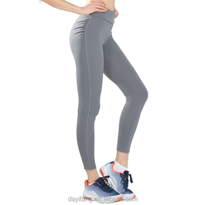 yoga pants womans printed leggings latex rubber leggings