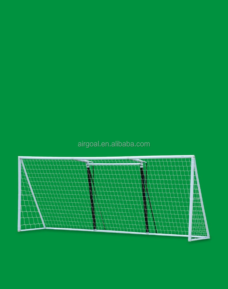 24'X8' football training equipments target soccer goal