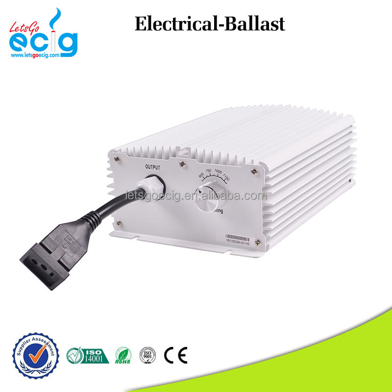 Professional manufacturer 1000w hps lamp ballast for double ended lamp