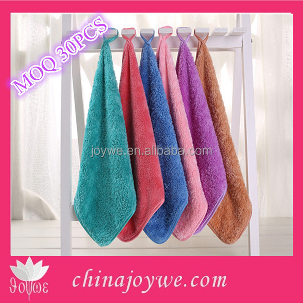 Korea Fleece Towel Fabric China Wholesale Microfiber Towel For Hand Face Washing