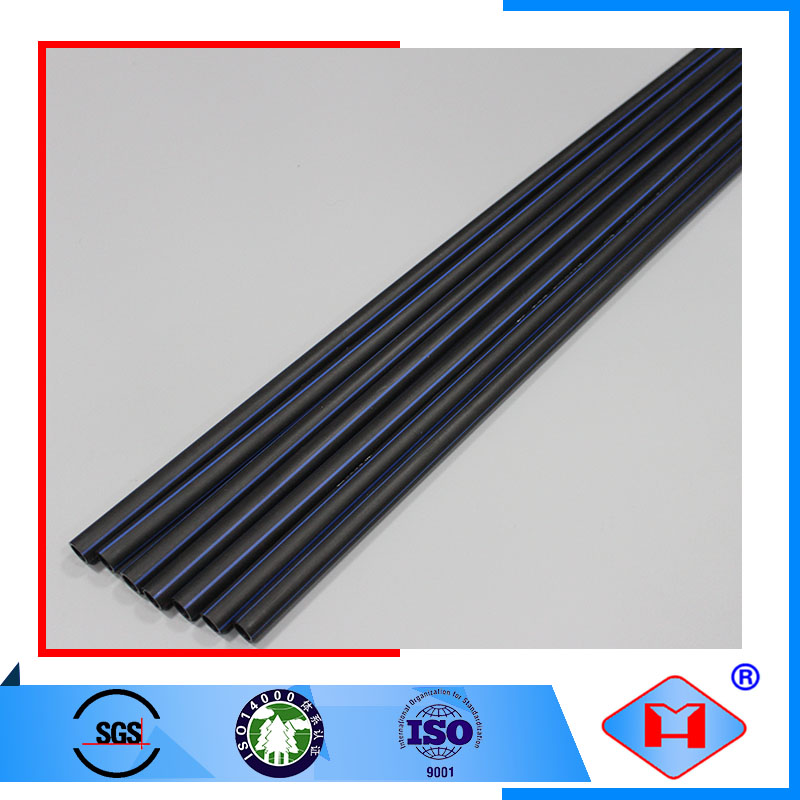 HDPE black plastic Diameter Tube water Standard pe pipe roll