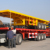 40ft 3 Axle Tractor Flatbed Heavy Truck Semi Utility Trailer