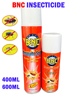 BNC brand insect killer,aerosol insecticide, spray pesticide