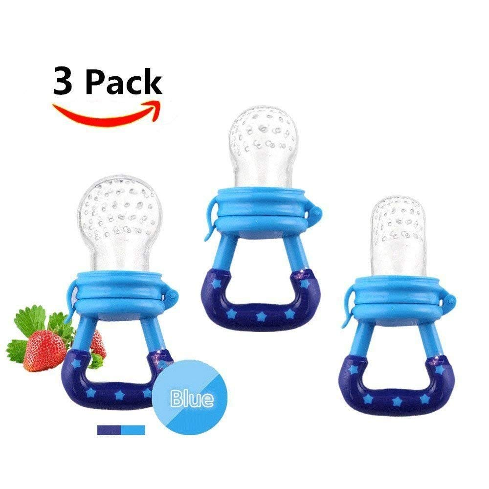 Portable Infant Food Baby Nipple Feeder Silicone Pacifier Fruits Feeding Supplies Soother Nipples Soft Baby Feeding Tool,Baby Fresh Food Feeder | Baby Teether | Baby Teething Toys | Baby Fruit Feeder