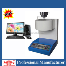 plastic melting point testing machine