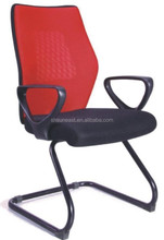 Hot sale heated luxury modern true designs high back wire mesh office chair