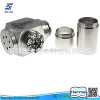 New High Quality Electronic Cigarettes Hammer Mod Clone 18350 Battery E cig Mechanical Mod