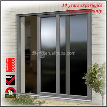 24 X 80 Exterior Door For House Non Thermal Break Sliding Modern ...