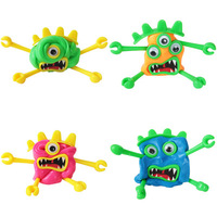Hot Kids Diy Toys Monster Slime Mud Boys Toys Gift Kid Party Funny Game Gift
