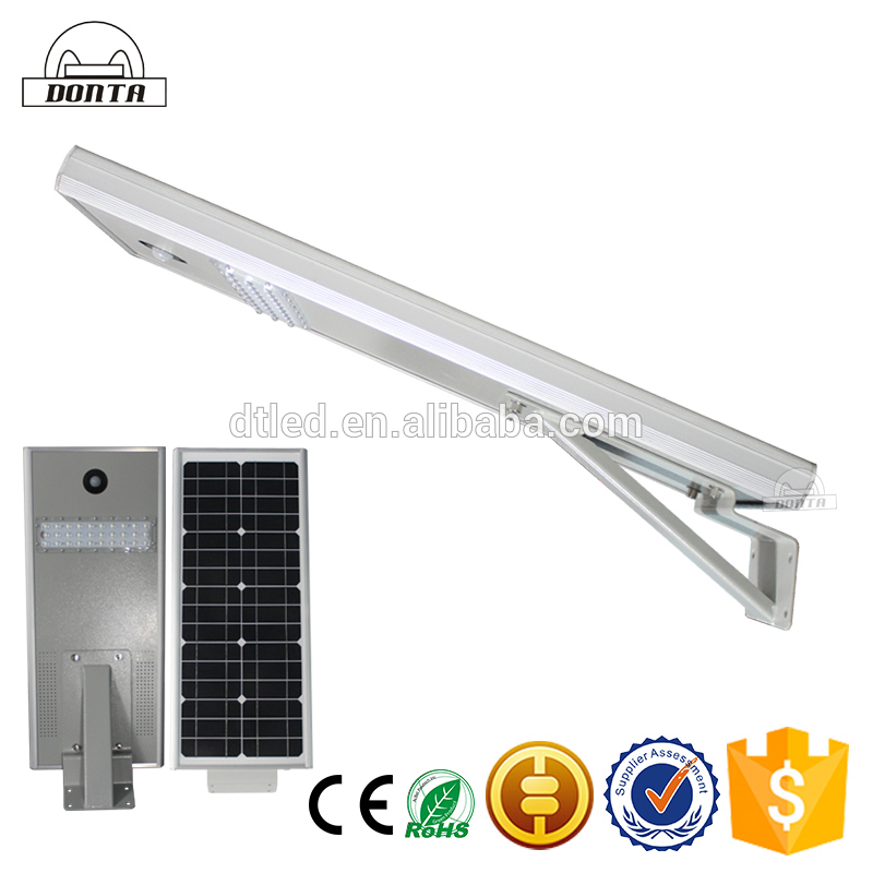 25w high power bridgelux pir die cast aluminum led street light fixtures
