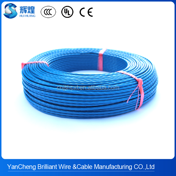 4 layers heat resistanting high temperature teflon coating electric wire