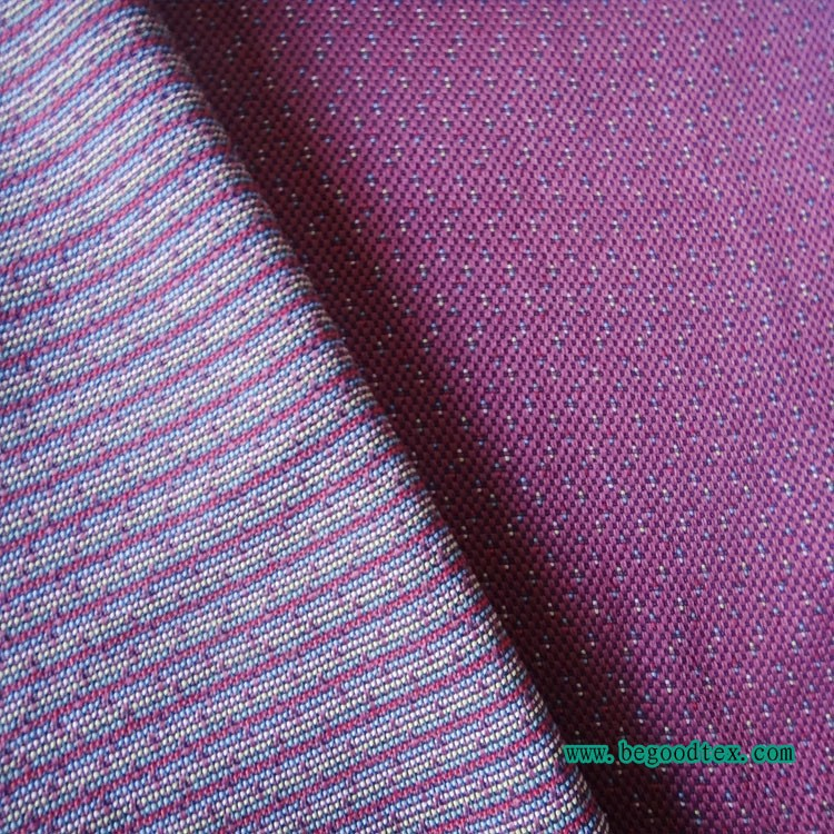 IFR 100% polyester France M1 jacquard curtain fabric