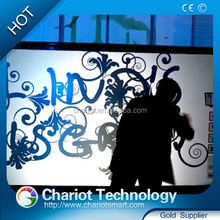 ChariotTech new added product: Good price ir touch frame abroad, multi touch frame kit for window display, touch table on sale.