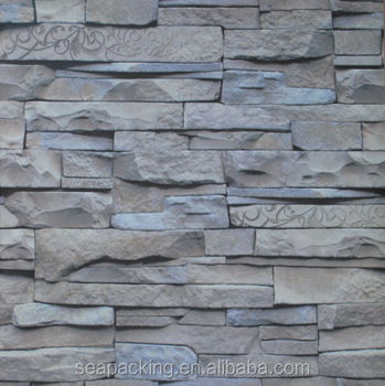 Modern Design Chinese Retro 3d Effect Grey Brick Vintage Stacked Stone Wallpaper Buy Natural Stone Wallpaper White Brick Wallpaper Stone Wall