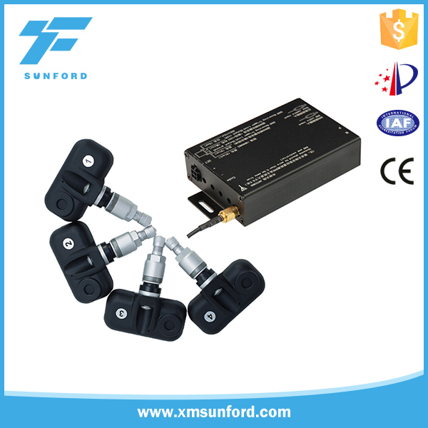 Personalized design car internal and external sensor original universal diy dvd tpms