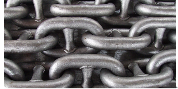 welded chain