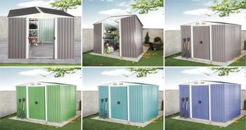 Ebay Amazon Vendor Of 10x8 Ft Metal Garden Sheds & Storage - Buy Sheds &  Storage,Garden Sheds & Storage,Metal Garden Sheds & Storage Product on