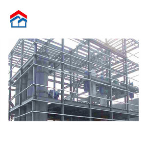Iron construction building structures