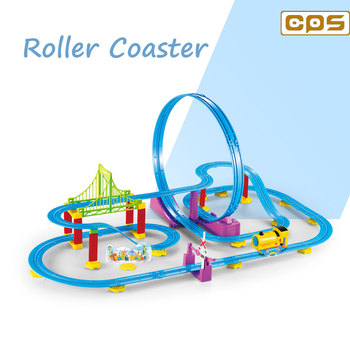 Special Design Slot Car Track Railway Toy, View slot toy track, SHUYE  Product Details from Shantou CPS Toys Co , Ltd  on Alibaba com
