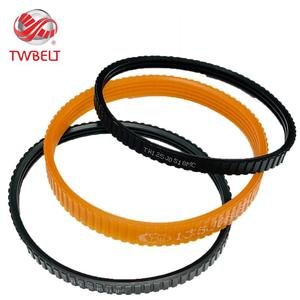 Massage chair motor drive belt endless PU J V ribbed belt