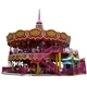 amusement rides carousel christmas electric carousel/ merry go round