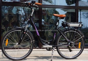 26inch Crane Electric Bike With Two Wheels Drive Bike For Women