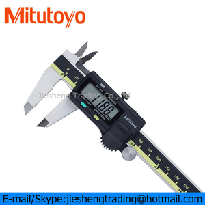 "Original Japan Mitutoyo Electronic Digital Vernier Caliper 150mm 200mm 300mm 6"" 8"" 12"" Caliper 500-196-30"
