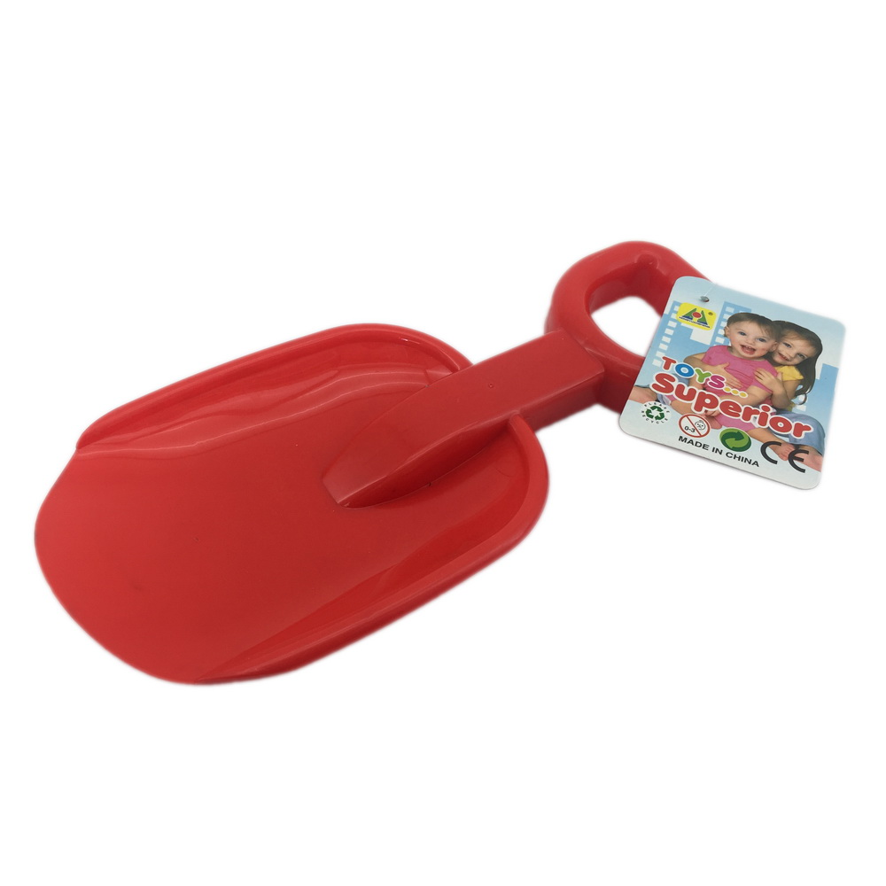 Summer outdoor beach toy small plastic sand shovel