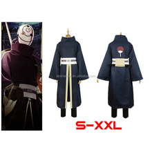 Japan <span class=keywords><strong>Anime</strong></span> Naruto Cosplay Kostuums Uchiha Obito Cloaks voor Halloween