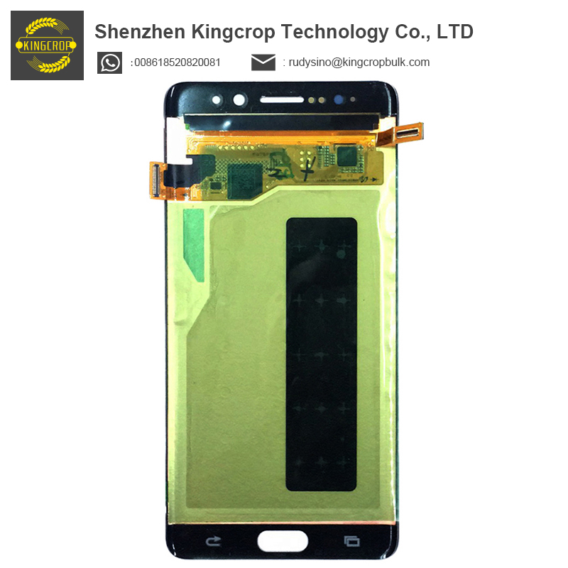 Wholesale price For samsung galaxy note 7 N930, For samsung note 7 lcd screen with  touch screen digitizer assembly