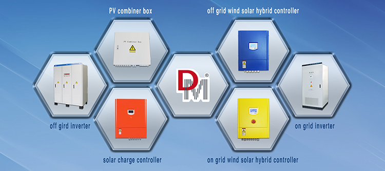 10 strings combiner box for PV solar combiner box