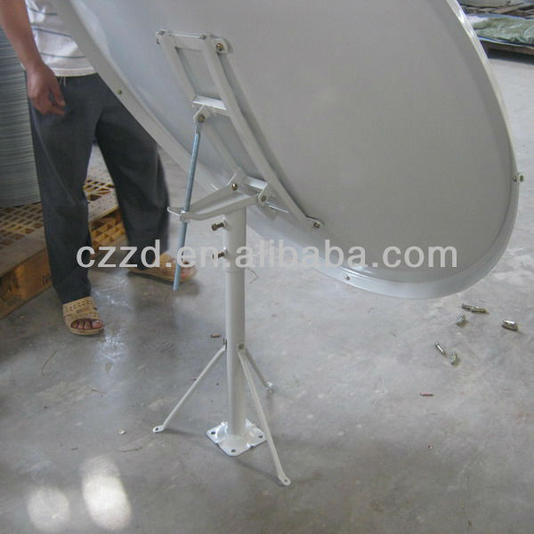 ku band offset 1.2m satellite dish