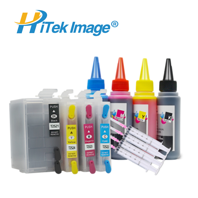 Compatible Epson 252XL Ink Cartridge FOR WorkForce WF-3620 3640 7110 7610 7620