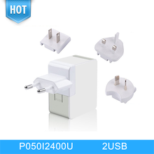 Specializing In The Production 5V2.4A 5V 2.4A Dual Ports Potable Peak Power Tool Charger