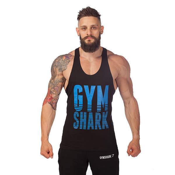 Men clothing 100%cotton sleeveless shirts tank top men Fitness shirt mens singlet sport vest