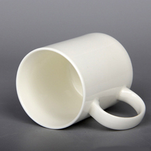 11oz white sublimation stoneware mugs
