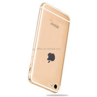 DFIFAN Hot Selling mobile Phone case for iphone 6 housing Clear transparent soft tpu Shockproof cover case for iphone 6s