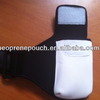 neoprene cell phone arm pouch/case /bag