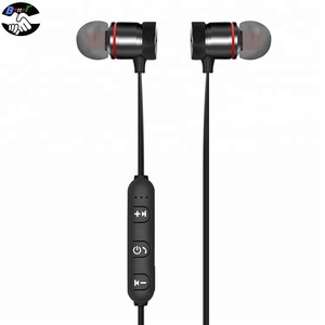 oem new best selling products mini single earphone bluetooth 4.1 earbud M165 noise cancelling headset with ear hook microphone