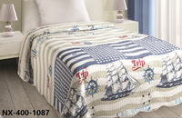 High quality American printed children quilt/bedspread