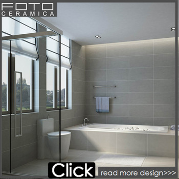 Basaltina Series Matte Finish Porcelain Non Slip Bathroom Floor Tiles