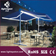 Two Sides Garden Awning folding arm open awning double side free standing awnings