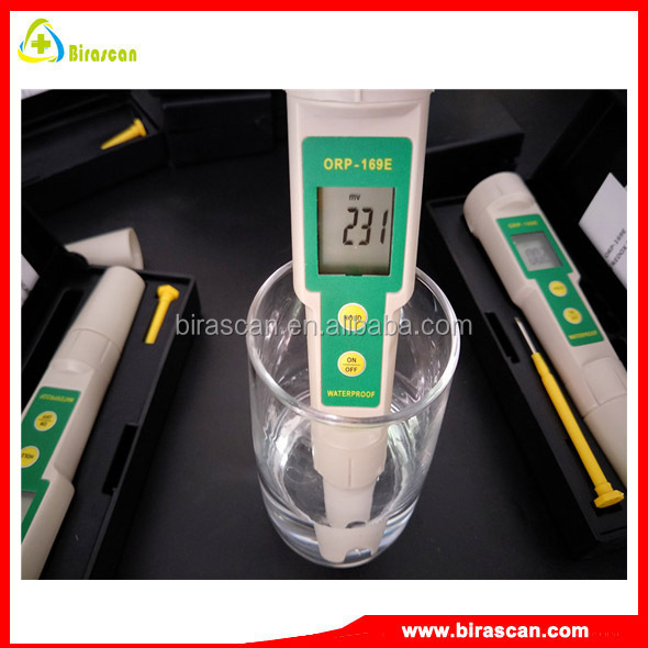 Digital ORP Meter for water quality check with 1999mg/LmV