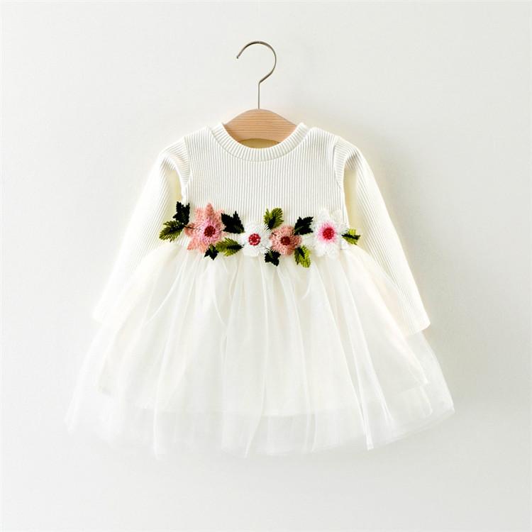 71b745430078 China Flocked Dress