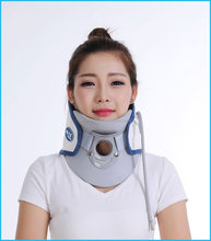 CE home medical product inflatable cervical traction device