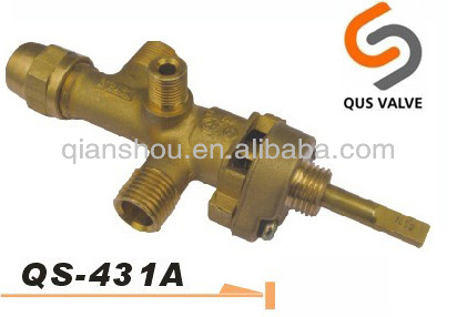 QS 431A gas safety control valve for cooker/burner/oven/barbecue
