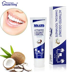 Natural teeth whitening oral care products coconut oil glister toothpaste tooth paste manufacturing plant