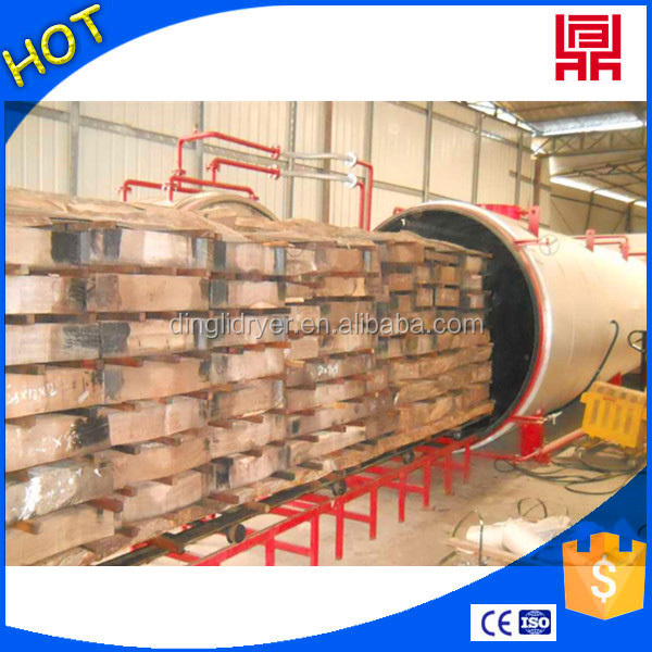 high frequency vacuum lumber drying kilns with outstanding quality